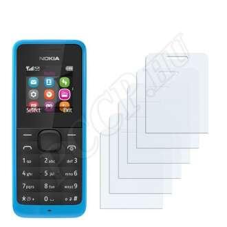 Nokia 105 kijelzővédő fólia