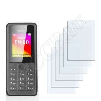 Nokia 106 kijelzővédő fólia