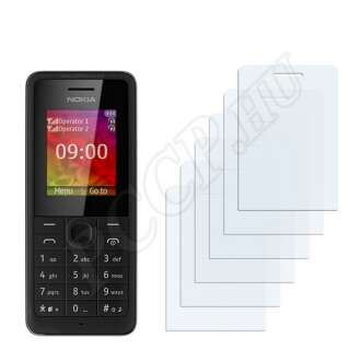 Nokia 107 kijelzővédő fólia