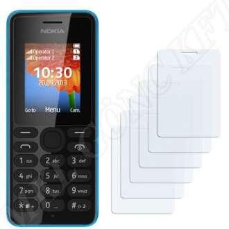 Nokia 108 kijelzővédő fólia