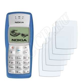 Nokia 1100 kijelzővédő fólia