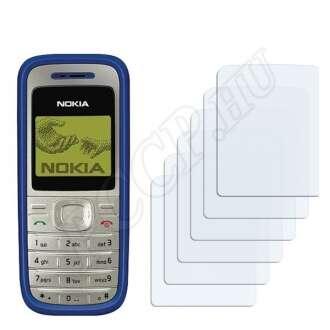 Nokia 1200 kijelzővédő fólia