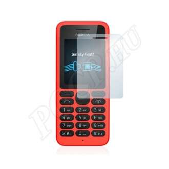 Nokia 130 kijelzővédő fólia