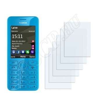 Nokia 206 kijelzővédő fólia