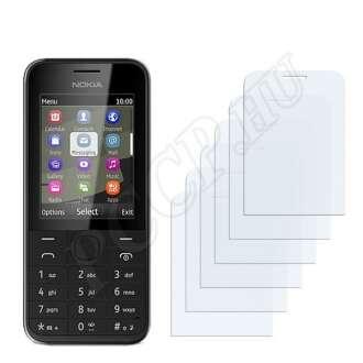 Nokia 207 kijelzővédő fólia