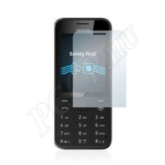Nokia 208 kijelzővédő fólia