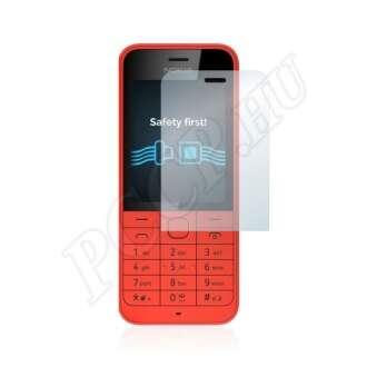 Nokia 220 DS kijelzővédő fólia