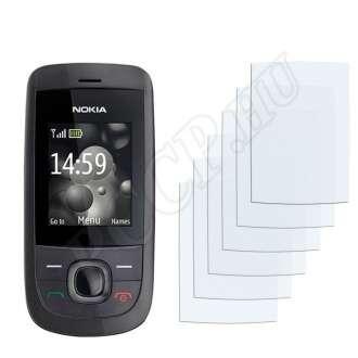 Nokia 2220 slide kijelzővédő fólia
