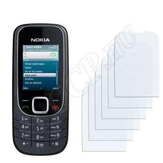 Nokia 2323 classic kijelzővédő fólia