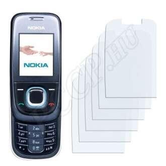Nokia 2680 slide kijelzővédő fólia