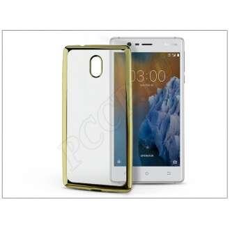 Nokia 3 arany szilikon hátlap