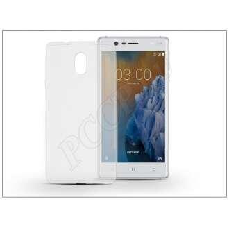 Nokia 3 átlátszó szilikon hátlap