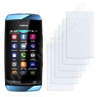Nokia Asha 305 kijelzővédő fólia