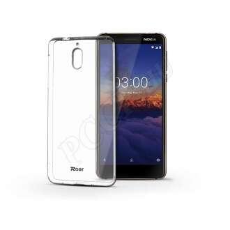 Nokia 3.1 átláltszó szilikon hátlap