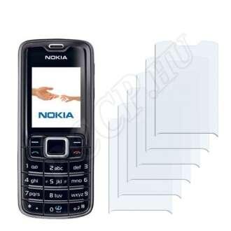 Nokia 3110 kijelzővédő fólia
