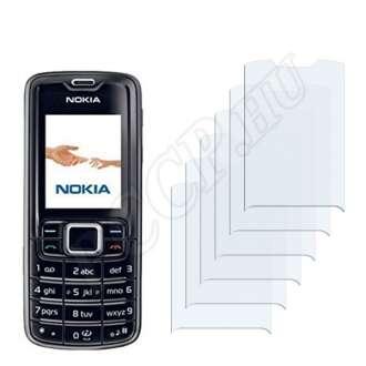 Nokia 3110c kijelzővédő fólia