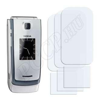 Nokia 3610 fold kijelzővédő fólia