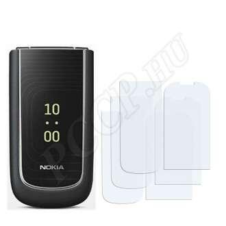Nokia 3710 fold kijelzővédő fólia