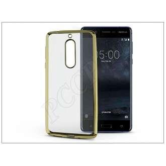 Nokia 5 arany szilikon hátlap