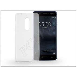 Nokia 5 átlátszó szilikon hátlap