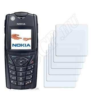 Nokia 5140i kijelzővédő fólia