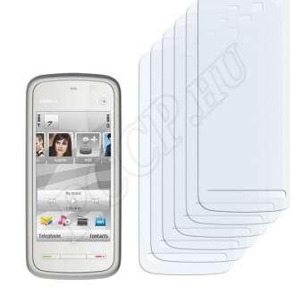 Nokia 5228 kijelzővédő fólia