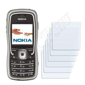 Nokia 5500 kijelzővédő fólia