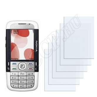 Nokia 5700 kijelzővédő fólia