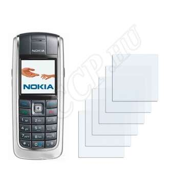 Nokia 6021 kijelzővédő fólia