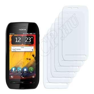 Nokia 603 kijelzővédő fólia