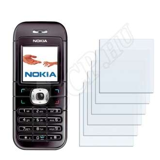 Nokia 6030 kijelzővédő fólia