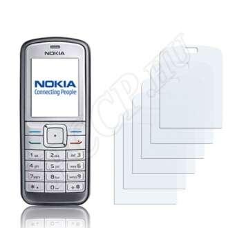 Nokia 6070 kijelzővédő fólia