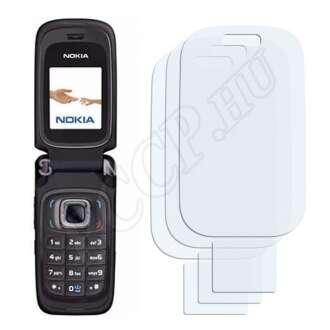 Nokia 6085 kijelzővédő fólia