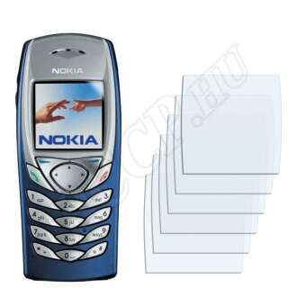 Nokia 6100 kijelzővédő fólia