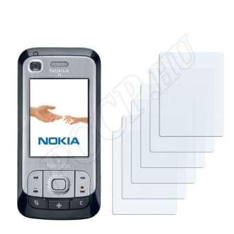 Nokia 6110 Navigator kijelzővédő fólia