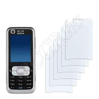 Nokia 6120 classic kijelzővédő fólia