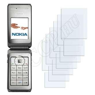 Nokia 6170 kijelzővédő fólia