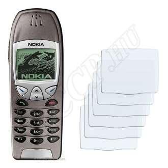 Nokia 6210 classic kijelzővédő fólia