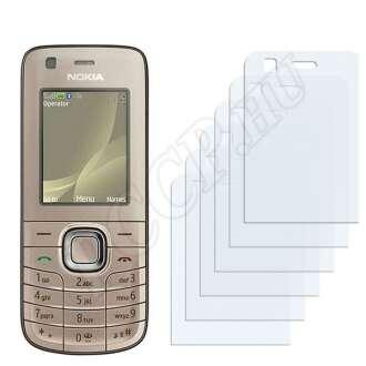 Nokia 6216 classic kijelzővédő fólia
