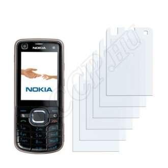 Nokia 6220 classic kijelzővédő fólia