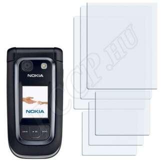 Nokia 6267 kijelzővédő fólia