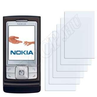 Nokia 6270 kijelzővédő fólia