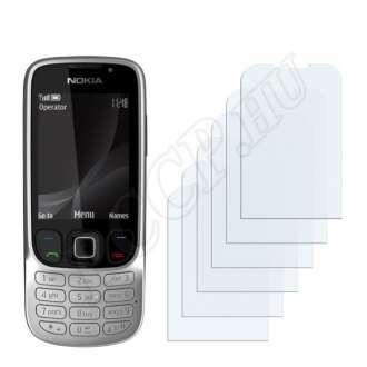 Nokia 6303 classic kijelzővédő fólia