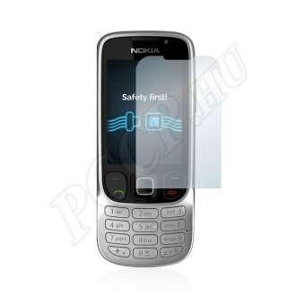 Nokia 6303i classic kijelzővédő fólia