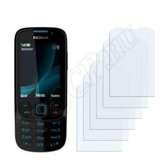 Nokia 6303i kijelzővédő fólia