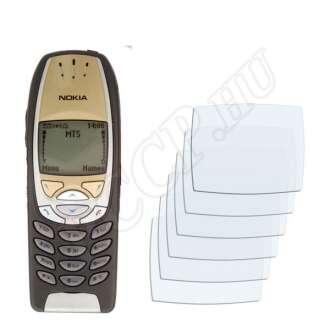 Nokia 6310 kijelzővédő fólia