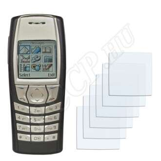 Nokia 6610 kijelzővédő fólia