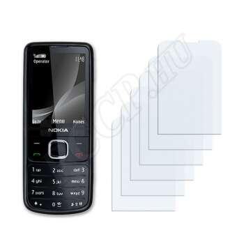 Nokia 6700 classic kijelzővédő fólia