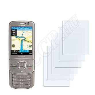 Nokia 6710 Navigator kijelzővédő fólia