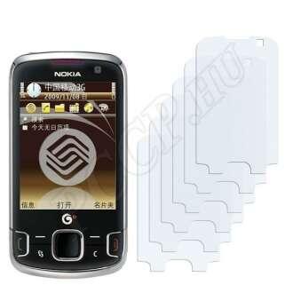 Nokia 6788 kijelzővédő fólia